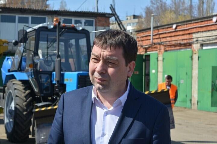 Заместитель главы администрации Саратова Максим Сиденко возвращается работать в Заводской район
