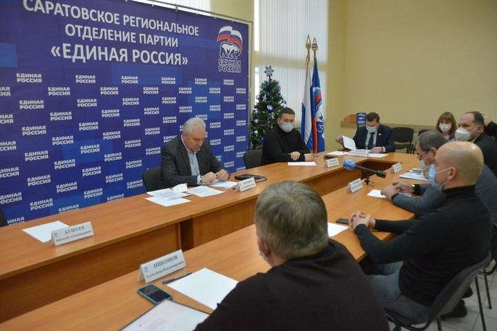 Ситуация на заводе «Сигнал». Депутат на совещании в «Единой России» заявил, что регион может получить проблему из-за «раскачивания» со стороны коммунистов