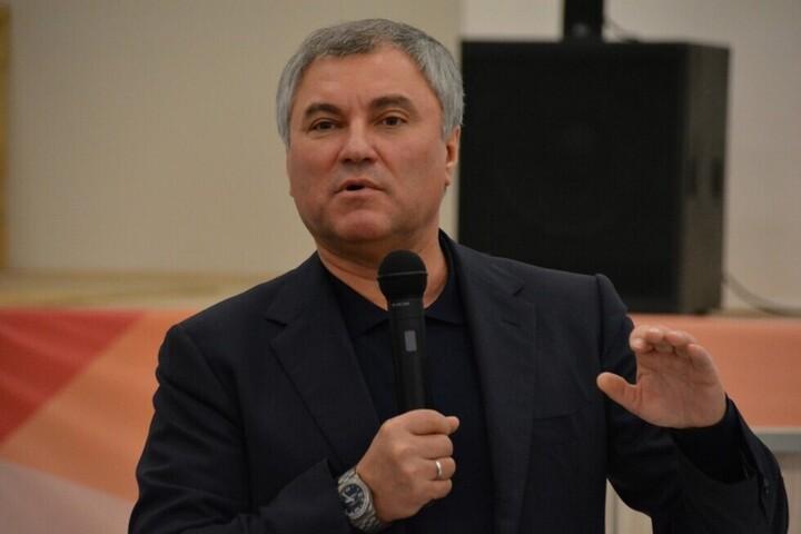 Стало известно, откуда появился миллиард рублей на проекты Вячеслава Володина в Саратове