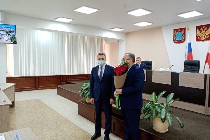 Депутаты отправили главу Балаковского района Соловьева в досрочную отставку