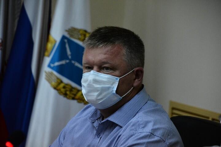Глава города заявил, что знает о готовящихся в отношении него провокациях, но продолжит наводить порядок