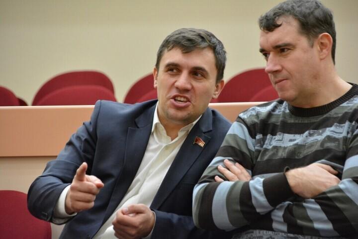 Коммунисты определились, по какому округу пойдет на выборы в Госдуму депутат Николай Бондаренко