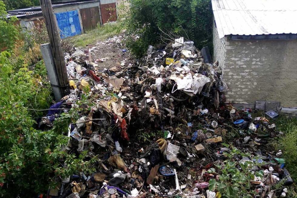 Регоператор отчитался о ликвидации отходов с несанкционированных свалок