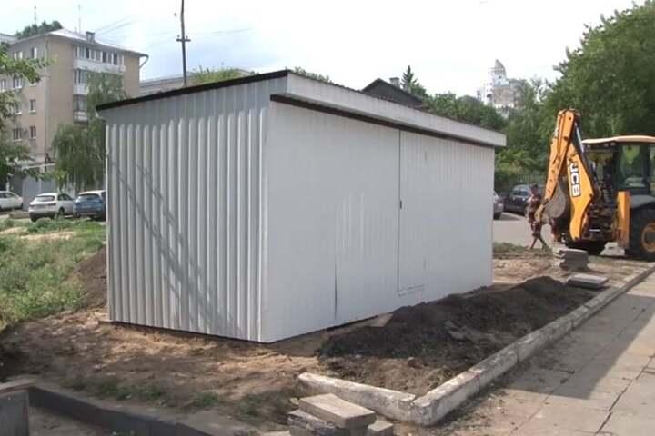 Установка туалета на набережной вызвала спор жителей Саратова